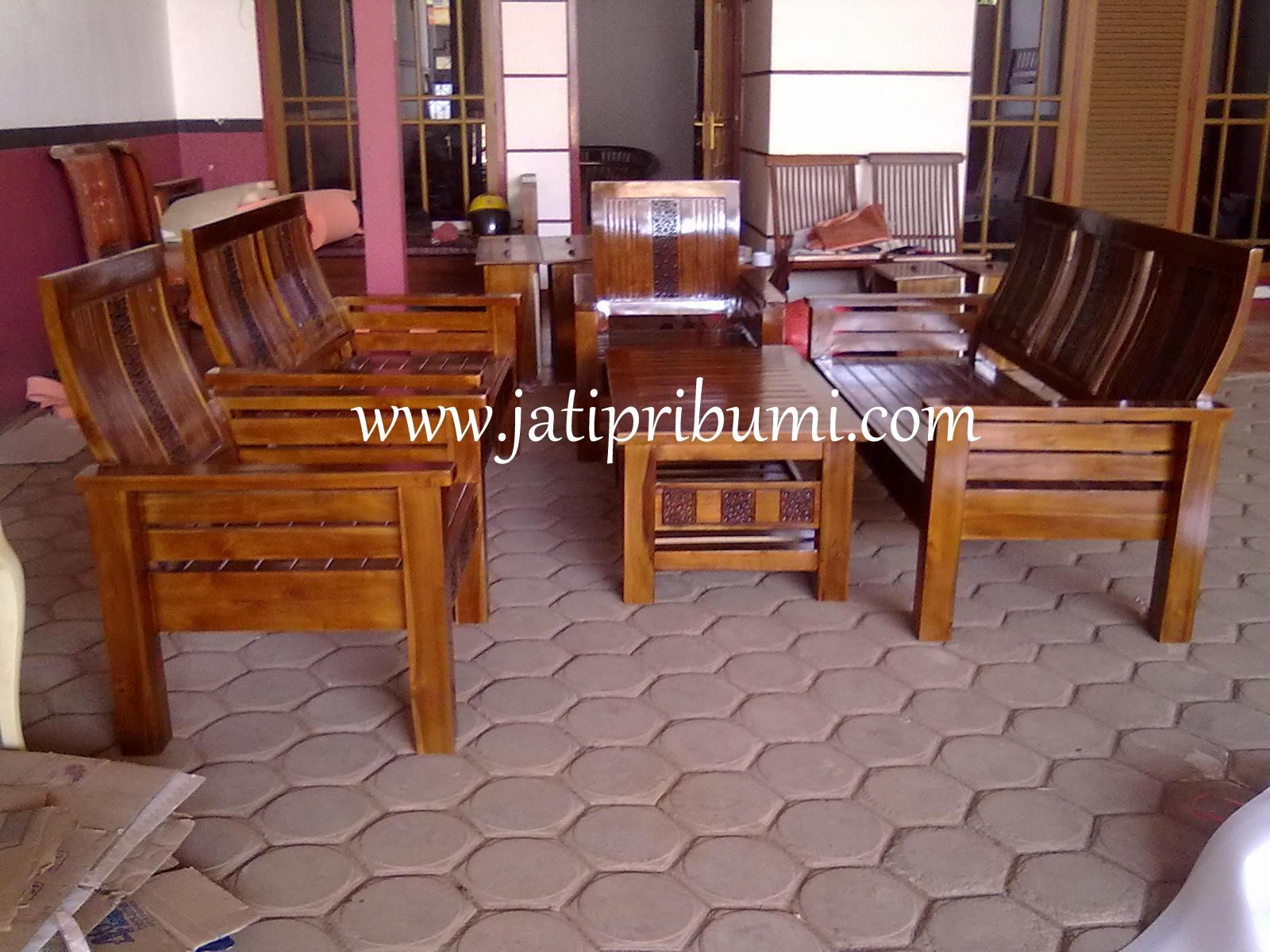 Kursi Tamu Jati Minimalis Inspirasi Interior Furniture Terbaru