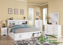 set tempat tidur minimalis philippe model terbaru harga murah dan berkualitas