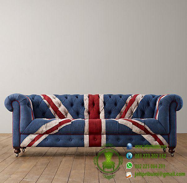 sofa-chester-bendera-inggris-model-terbaru