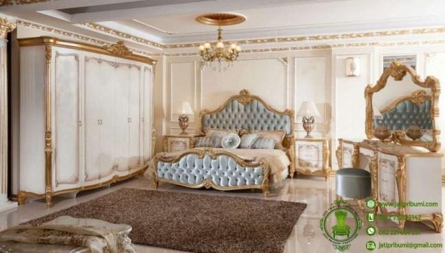 harga kamar set pengantin desain klasik (1)